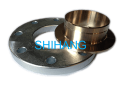 Copper Nickel Composite Weld Neck Flanges