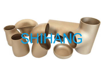 Coppera Nickel Pipe Fittings