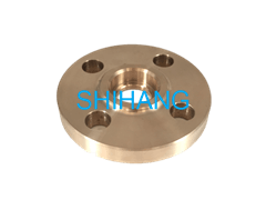 Copper Nickel Socket Weld Flanges
