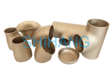 Copper Nickel Pipe Fittings