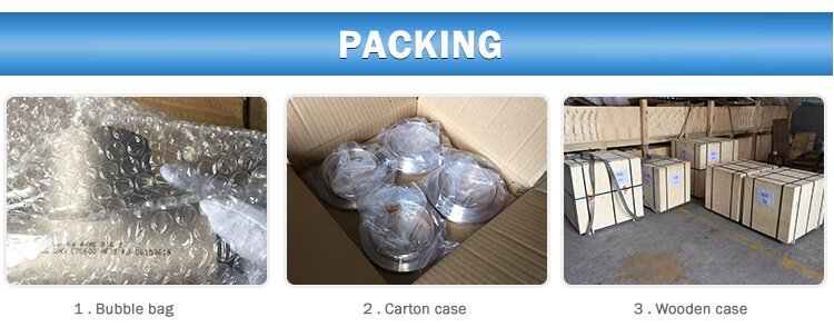 copper nickel packing