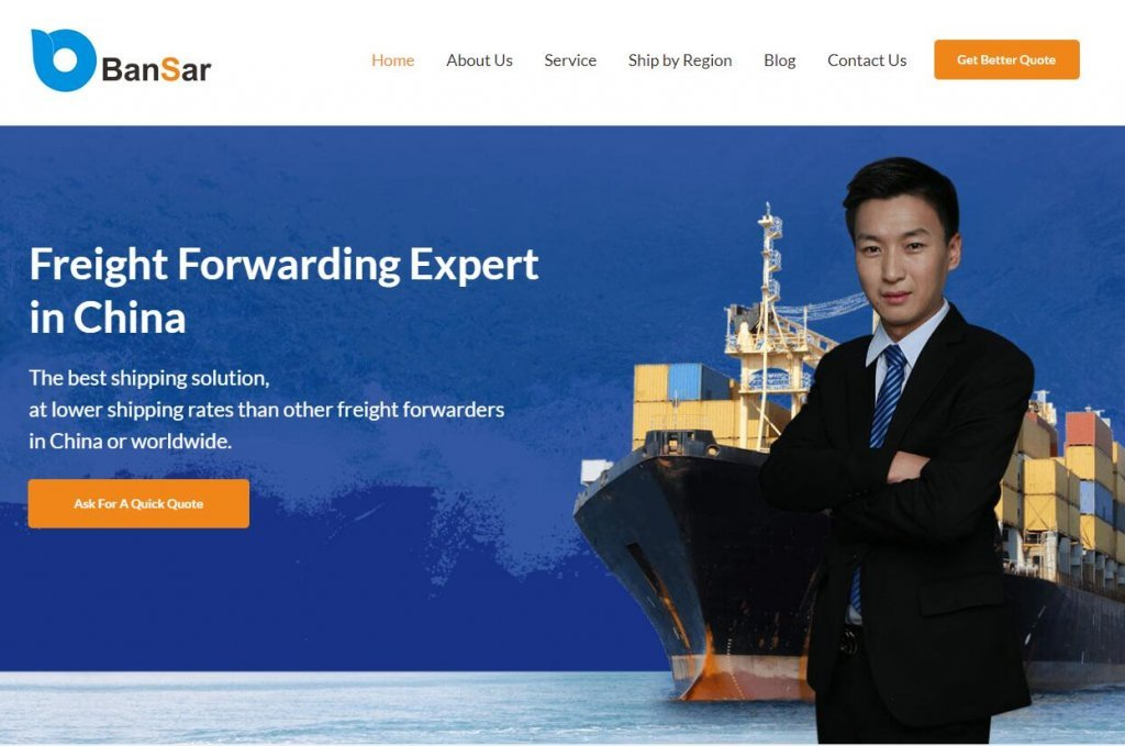 bansar china best china forwarder