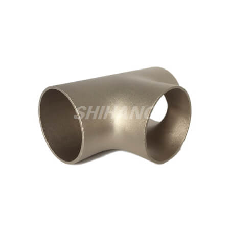 copper nickel c70600 equal tee