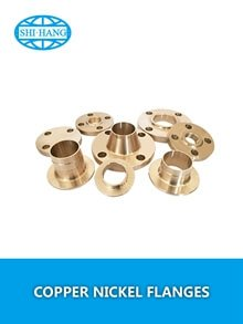 copper nickel flange catalogue