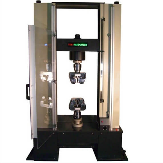 copper nickel alloy mechanical properties test machine