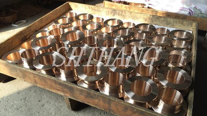 copper nickel flange - collar