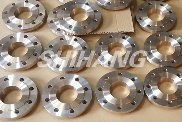 copper nickel flange - slip on flanges