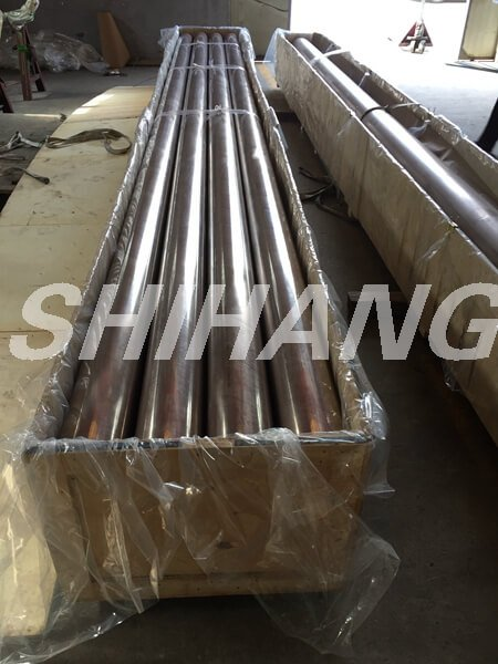 cuni pipes packing