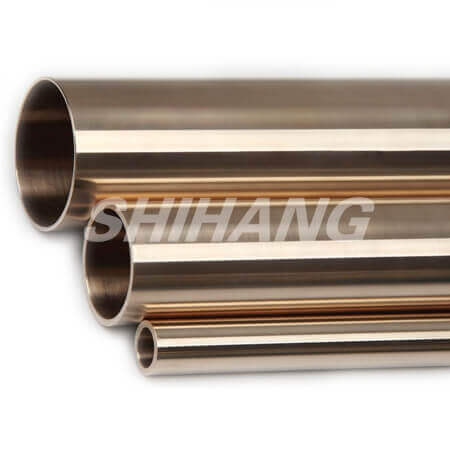 DIN 86019 CuNi Pipes