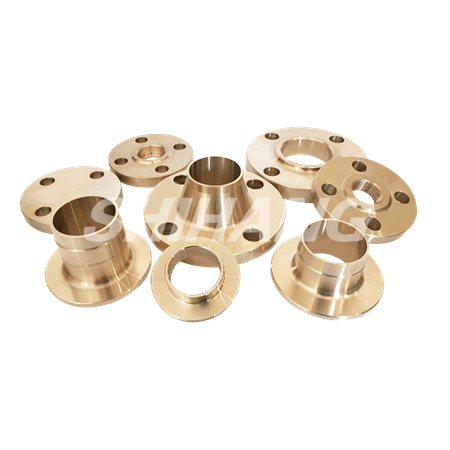shihang copper nickel flanges