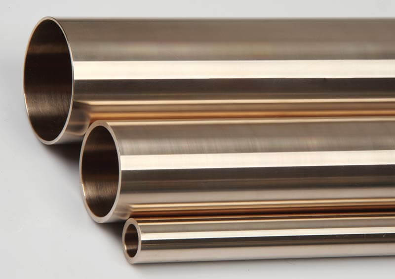 Copper Nickel Alloy Pipes
