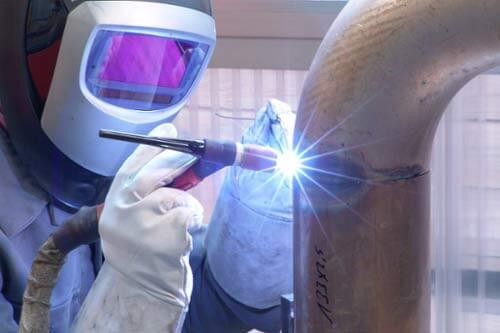 Welding Copper Nickel Alloy