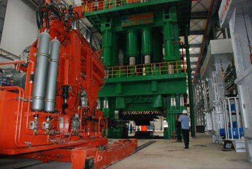 flange isothermal forging equipment