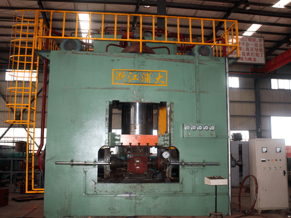 YK65-1600 Hydraulic Tee Cold Forming Machine
