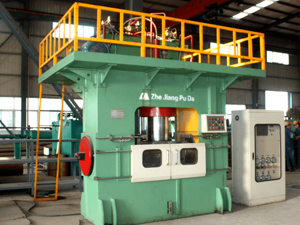 YKST65-400T Hydraulic Tee Cold Forming Machine